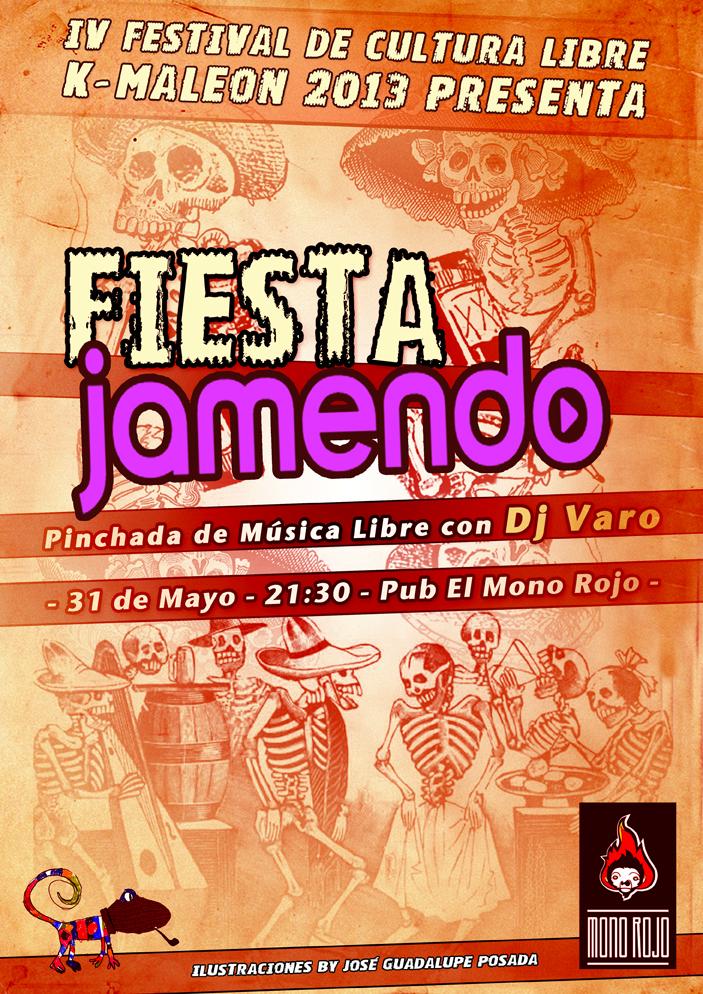 cartel-fiesta-jamendo-KAMALEON-2013