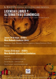 licencias & alternativas